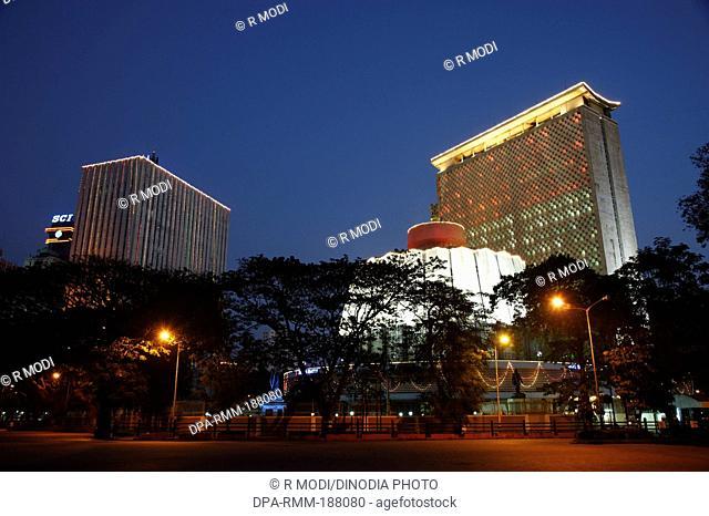 illuminations vidhan bhavan mumbai Maharashtra India Asia