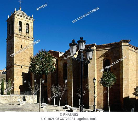 Co-cathedral of San Pedro, 12th century