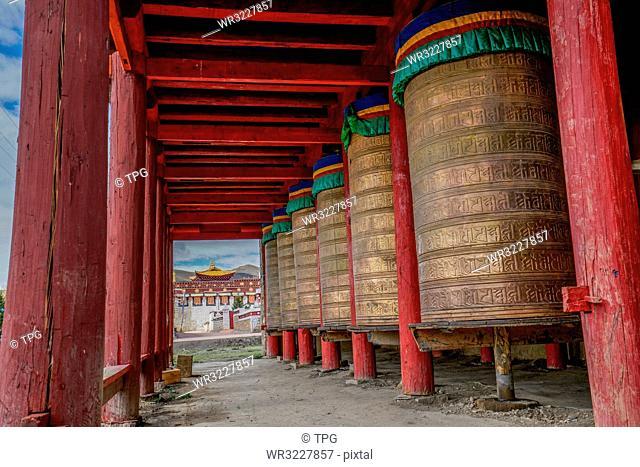 Ganzi;Tibet;China
