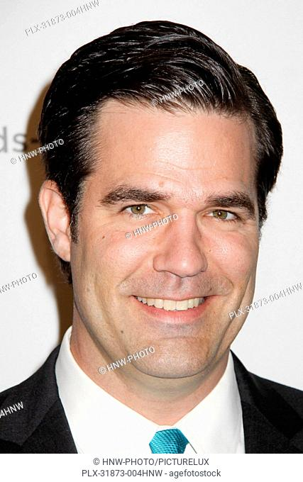 Rob Delaney 03/07/2013 The Alliance For Children's Rights Annual Dinner Gala held at Beverly Hilton Hotel in Beverly Hills