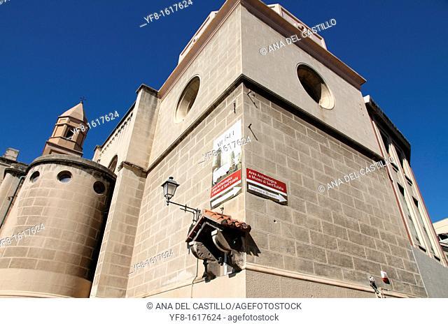 Santa Eulalia church and museum Cagliari Sardegna Italy