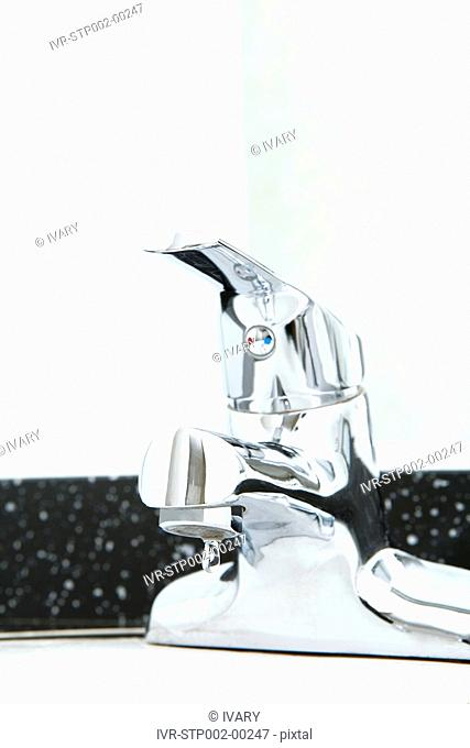 Tap And Water Drop