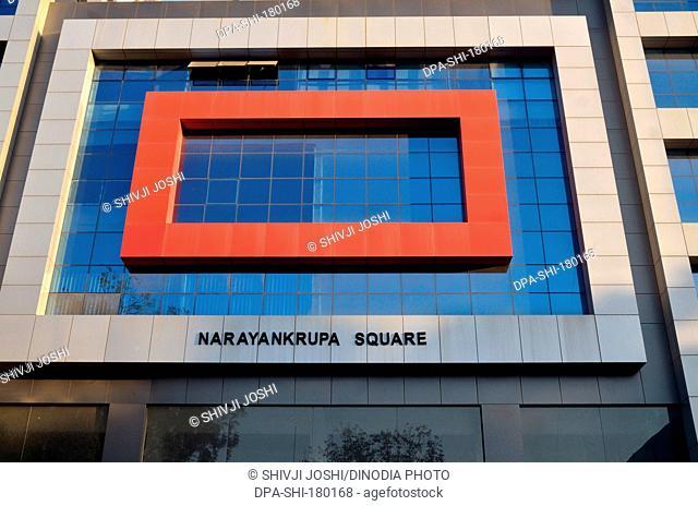 Building in Ahmedabad Gujrat India Asia