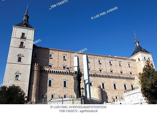 Alcazar de Toledo, Spain