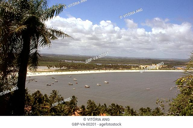 Paradise Beach; Caesar Resort; Porto de Galinhas; Pernambuco; Brazil