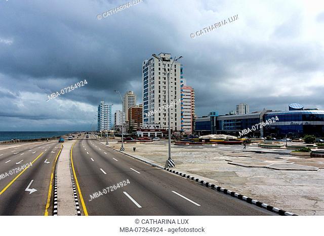 Cuba, Havana, La Habana, Malecon