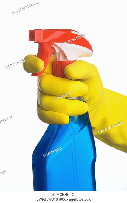 cleaning agent, aerosol can