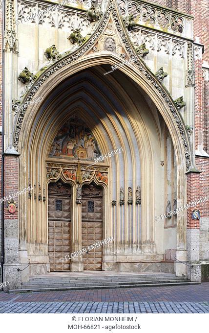 Landshut, Stifts- und Pfarrkirche St. Martin