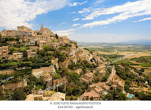Gordes (Luberon). Provence. France
