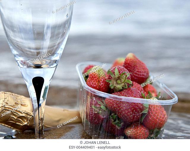 Strawberry picknick