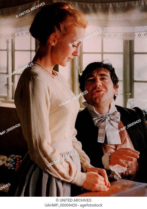 Babettes Fest, (BABETTES GAESTEBUD) DK 1987, Regie: Gabriel Axel, HANNE STENSGAARD