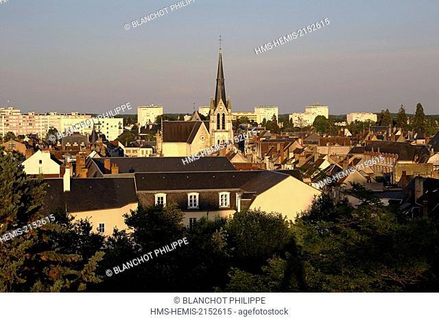France, Loiret, Montargis