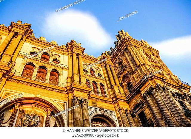 Cathedral of Malaga, Spain, Europe