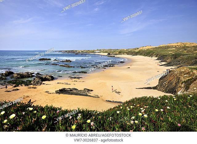 Almograve beach, Alentejo, Portugal
