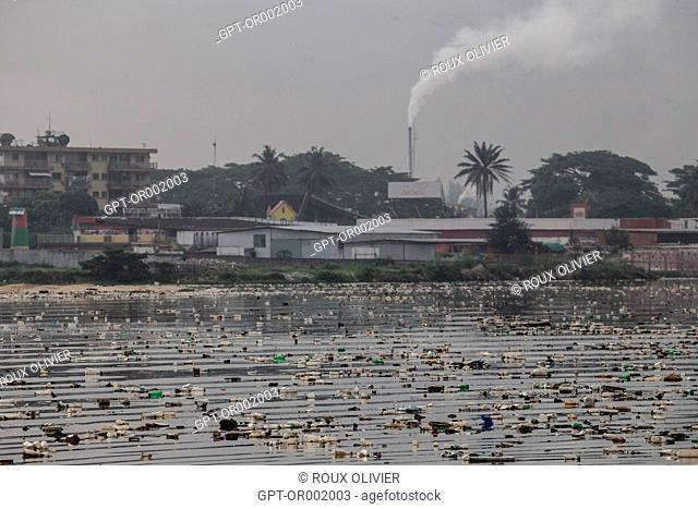 THE LAGOON OF ABIDJAN, IVORY COAST, WESTERN AFRICA