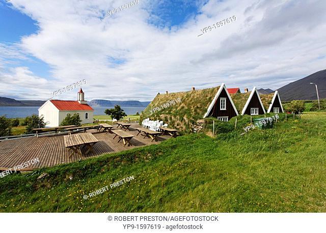 Hrafnseyri, West Fjords, Iceland