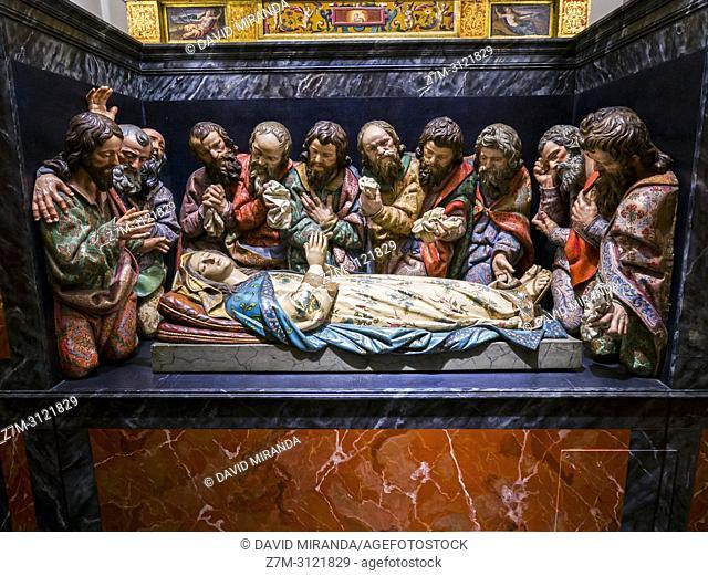 Iglesia de San Isidro. Madrid, Spain