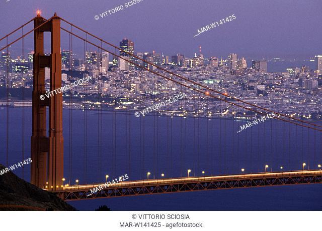 usa, california, san francisco,  the golden gate