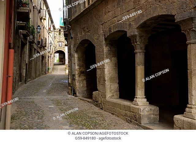 Spain, Catalunia Catalunya, Besalu