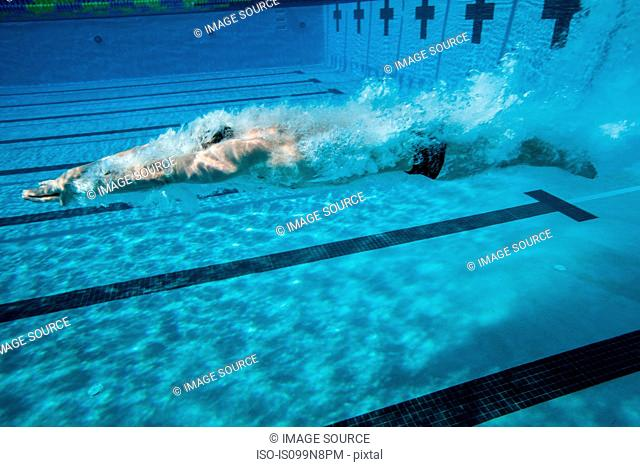Olympic Hopeful in Training