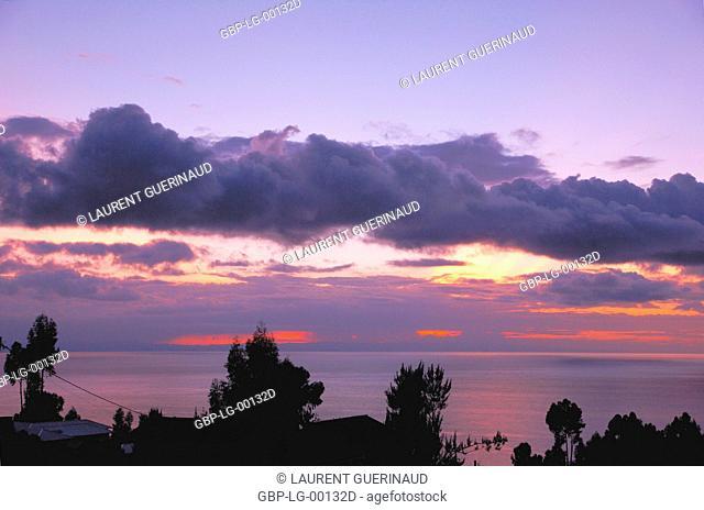 Isla Amantani, Titicaca Lake, Lima, Peru