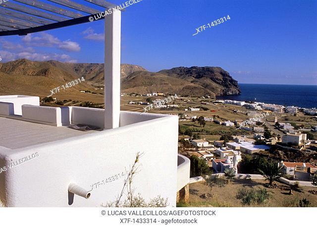 Las Negras Cabo de Gata-Nijar Natural Park  Biosphere Reserve, Almeria province, Andalucia, Spain