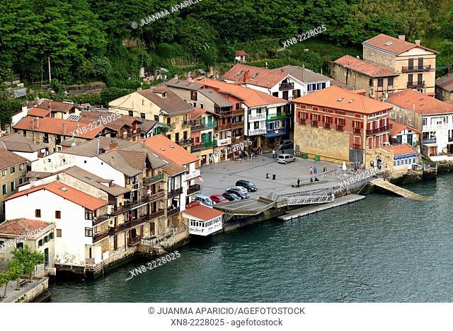 Pasajes de San Juan (Donibane), Guipuzkoa, Basque Country, Euskadi, Spain, Europe