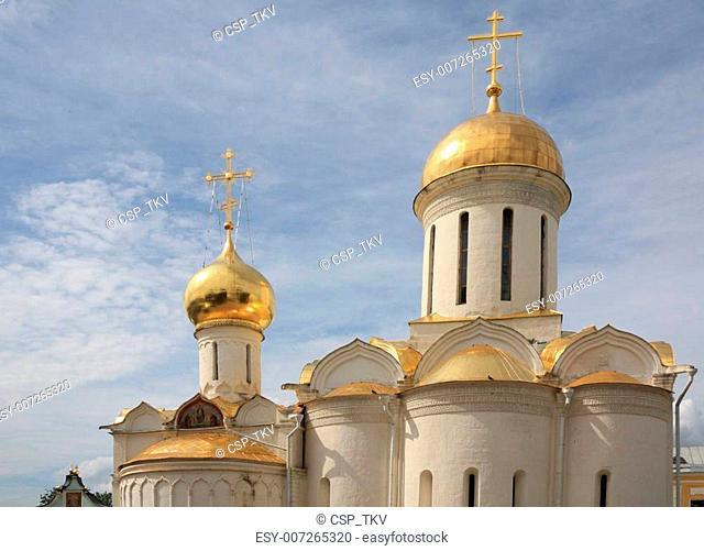 The Holy Trinity Saint Sergius Lavra