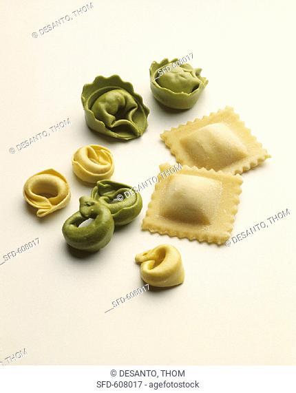 Fresh Ravioli and Tortellini