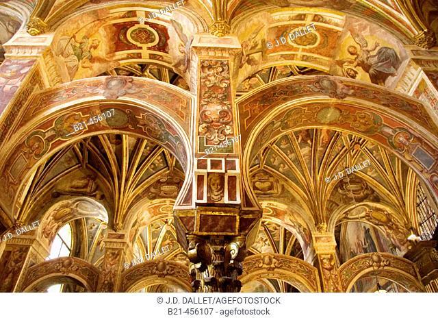 'Sagrario' of the Mosque Cathedral of Cordoba. Córdoba. Andalucia. Spain
