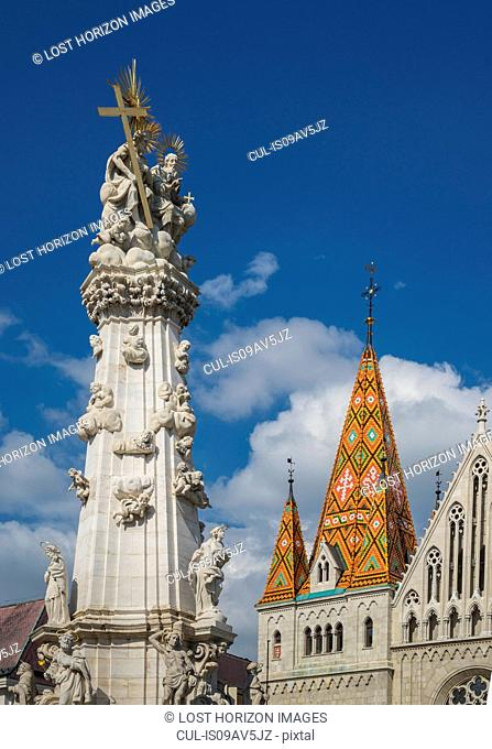 Matthias Church, Hungary, Budapest