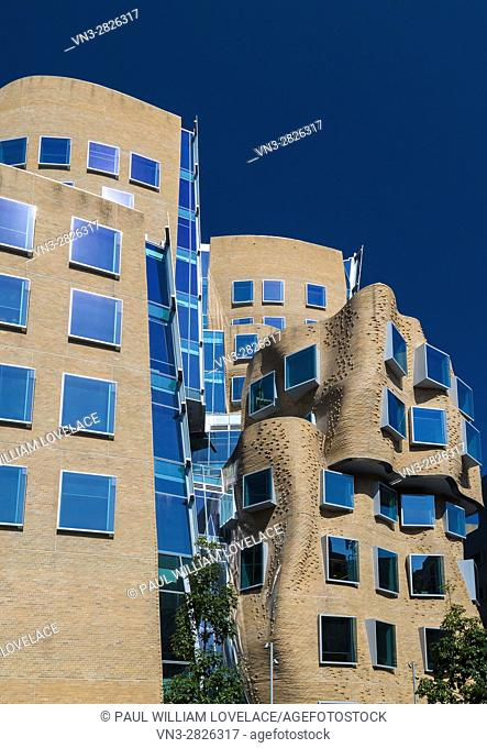 "The first building in Australia designed by one of the worlds most influential architects Frank Gehry. Its named after Dr Chau Chak Wing and described as the """"..."