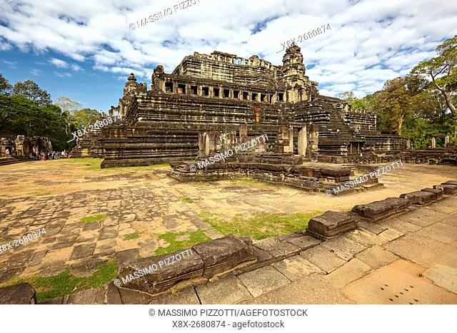 Baphuon temple in Angkor Thom, Siem Reap, Cambodia