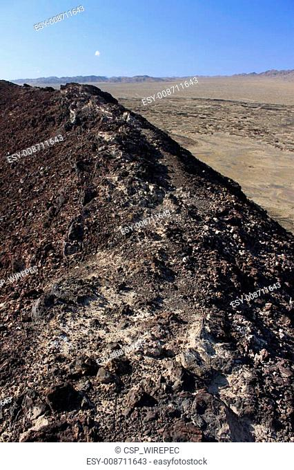 Amboy Crater Rim - California