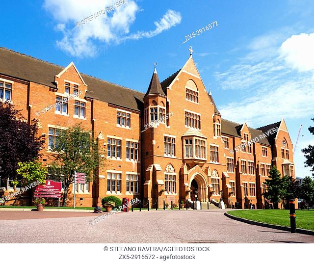 Dunstan's College in Catford - London, England