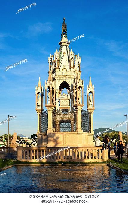 Brunswick Monument, Geneva, Switzerland, Europe