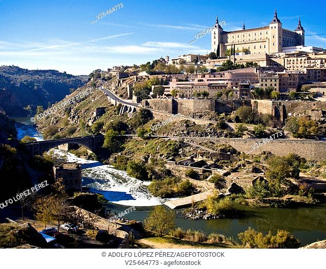 Toledo. Castilla la Mancha. Spain