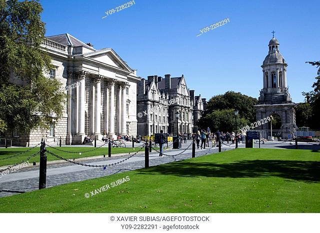 Trinity College, Dublin, Leinster, Ireland
