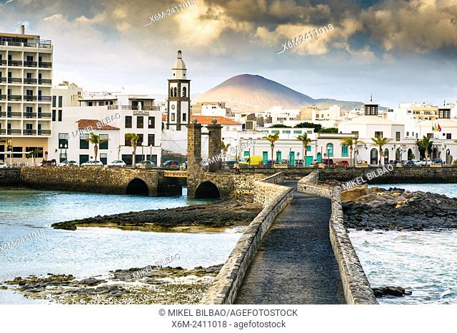 Arrecife. Lanzarote, Canary Islands, Spain, Europe