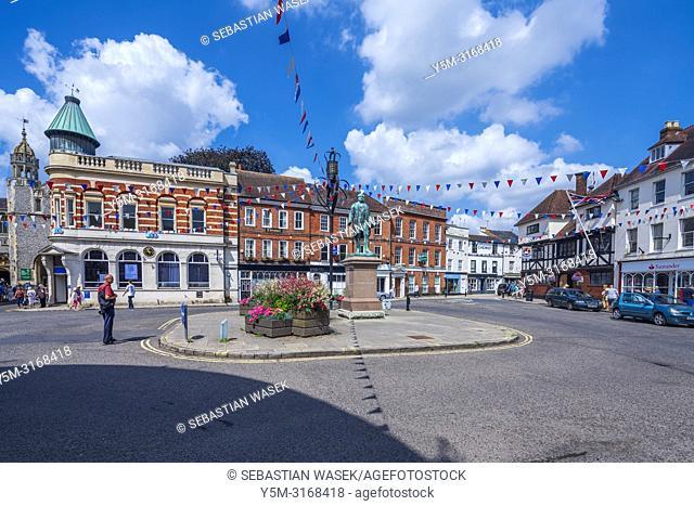 Romsey, Hampshire, United KIngdom, Europe