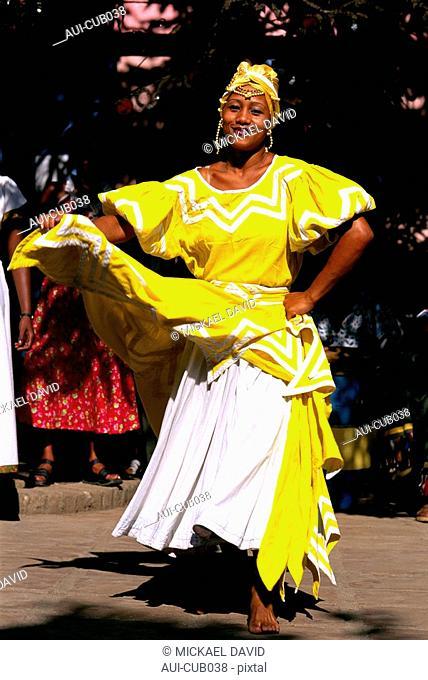 Cuba - Oriente - Santiago - Carnival Museum - Show