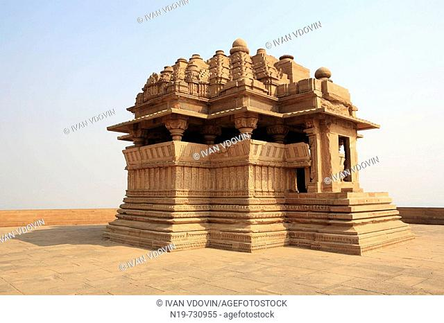 Temple Gwalior Fort Stock Photos And Images Age Fotostock