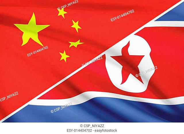 Flag republic china Stock Photos and Images   age fotostock