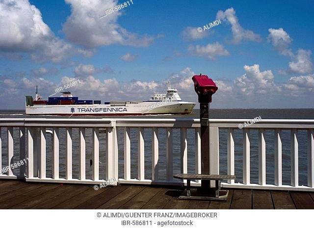Old Love, Cuxhaven, Lower Saxony, Germany, Europe