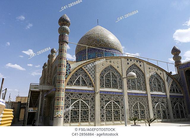 Hazireh Mosque. Yazd. Iran