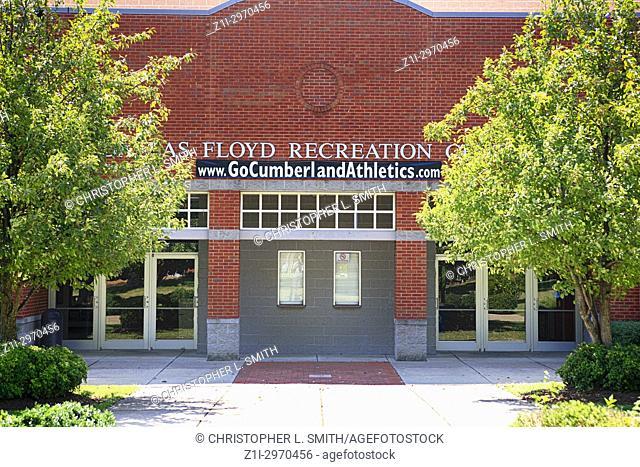 The Dallas Floyd Recreation Center at Cumberland University in Lebanon TN, USA