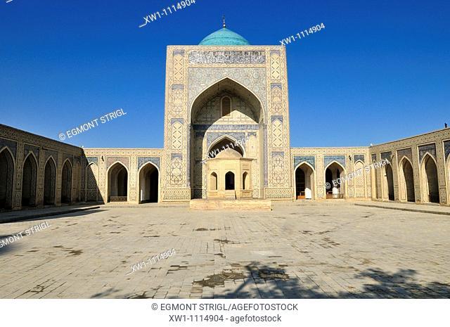 Kalon mosque, Bukhara, Buchara, Silk Road, Unesco World Heritage Site, Uzbekistan, Central Asia