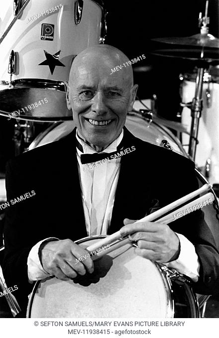 Eric Delaney (1924-2011) - English drummer and bandleader