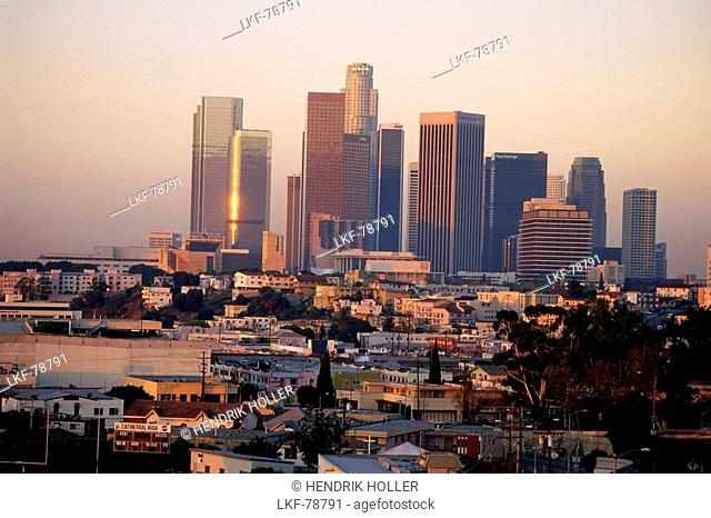 Downtown L.A., Los Angeles, California, USA