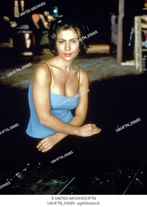 Charmed, aka: Charmed - Zauberhafte Hexen, Fernsehserie, USA 1998 - 2006, Darsteller: Alyssa Milano
